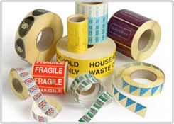 Household Adhesive Labels
